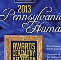 Pennsylvania Humanities Council, 2013 Awards Ceremony